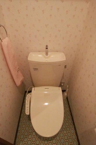 ユニット内 トイレ(通常タイプ)各ユニットにより写真とは異なります。