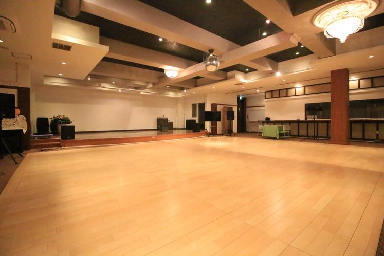 多目的ホール完備 有料にて1時間よりご利用いただけます。