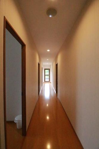 ユニット内 両側が各個室となります。各ユニットにより写真とは異なります。
