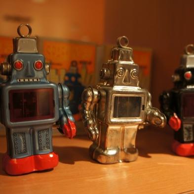 【男性専用】スパーク!三幸製作所の光るブリキ玩具付きプラン!