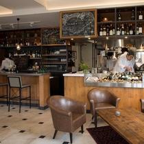 【レストラン】Brasserie Gentは旬の食材をふんだんに使ったを気軽に楽しめるお店です。