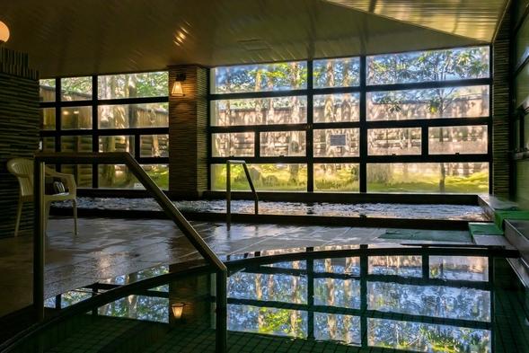 【1泊2食付9800円!】気軽な秋の行楽にぴったり♪自然に包まれた温泉で癒される「秋の和—なごみ」