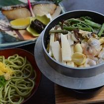 料理・釜飯1