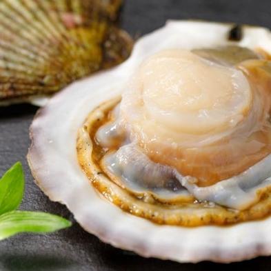 【1月スタンダードプラン/旬食材「帆立」】和洋にとらわれないコースディナーを出来立てのおいしさで