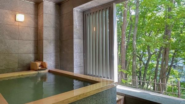 【禁煙】展望風呂付洋室(70平米)