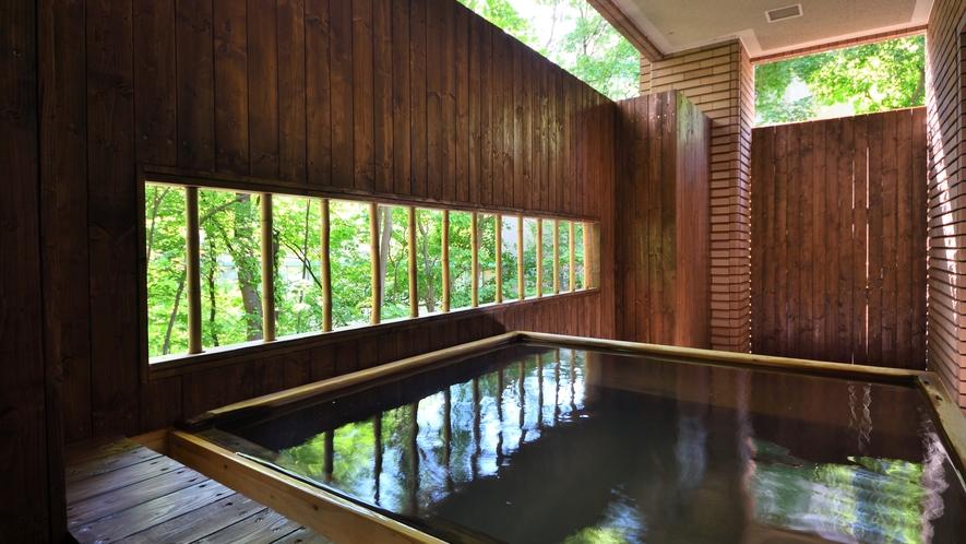【離れの露天風呂付特別客室(115平米)】