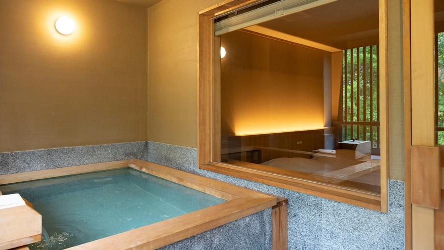 【展望風呂付和洋室(70平米)】