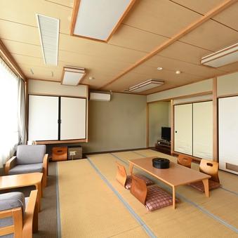 大部屋和室*11畳〜15畳(トイレ付)【禁煙】sea