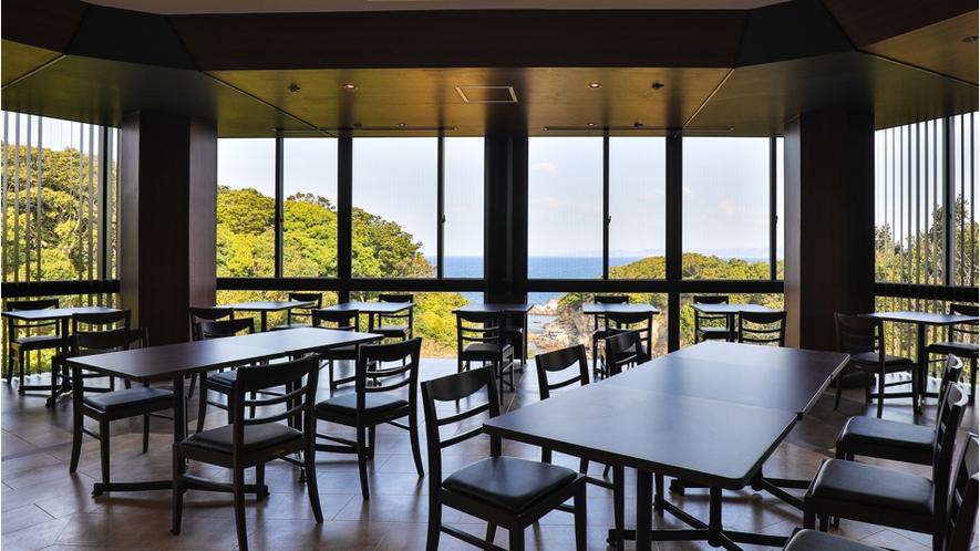 """【レストラン】海の見える""""Restaurant千畳敷"""""""