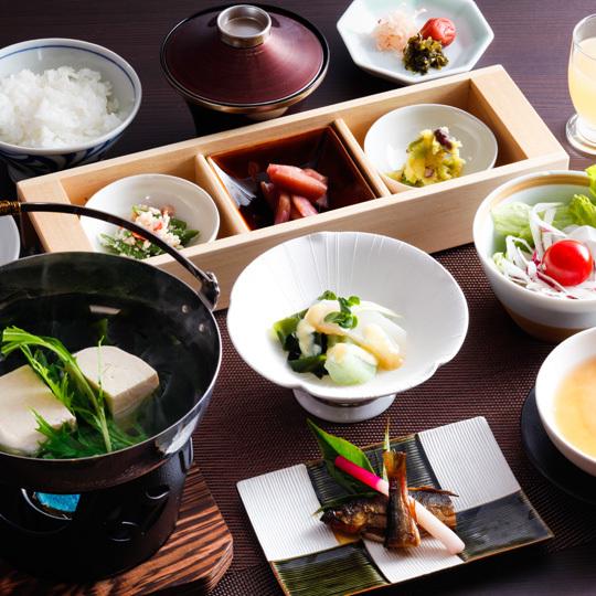 ご朝食(料理イメージ)