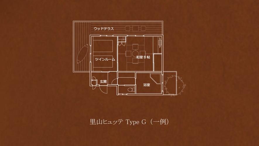 里山ヒュッテ Type G