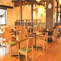 町家食彩館2階「かくのだ亭」さん店内