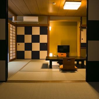 【小町/komachi】和室12畳+次の間付〜大きなお部屋〜