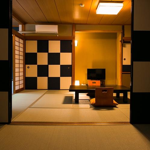 【小町/komachi】和室12畳+次の間付~大きなお部屋~その3