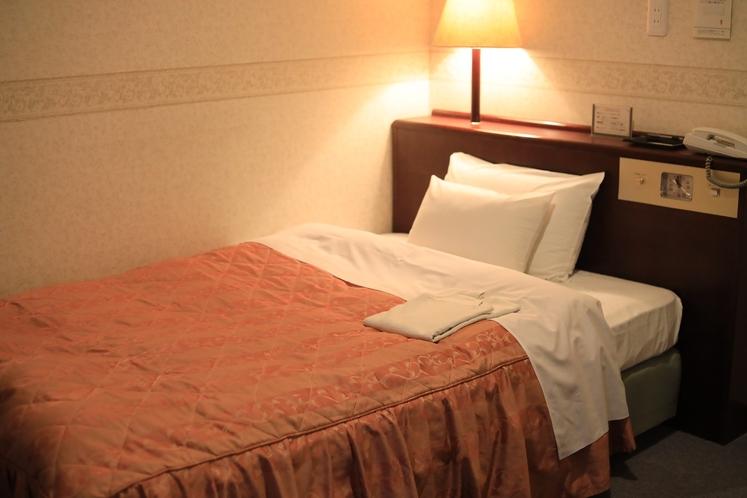 シングルルームの一例