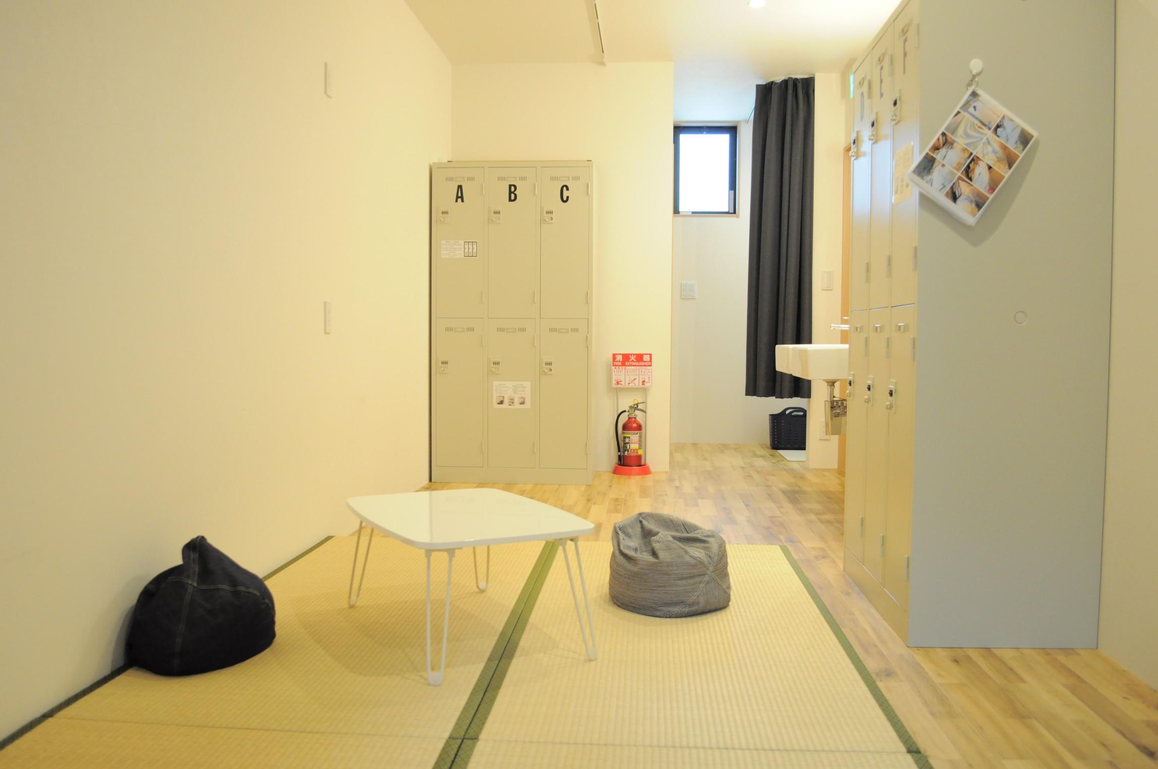 201客室 共用スペース(1)
