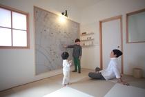 2階寝室:MAP