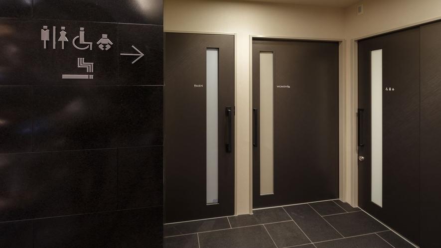 1階ロビートイレ.