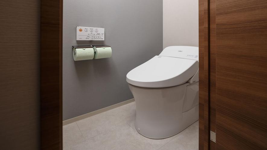 客室トイレ.