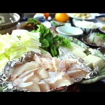 幻の高級魚「クエ」を存分に堪能してね(^^♪