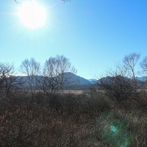 *[戦場ヶ原]のんびり散策しながら景色をお楽しみください。(当館から車で約5分)