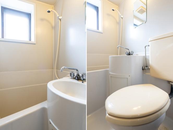 【禁煙】和室1~5名様 バス・トイレ