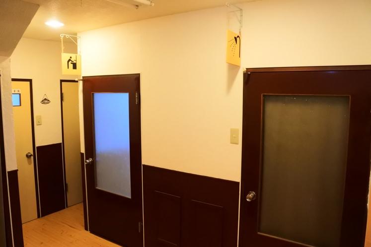 廊下(1F)