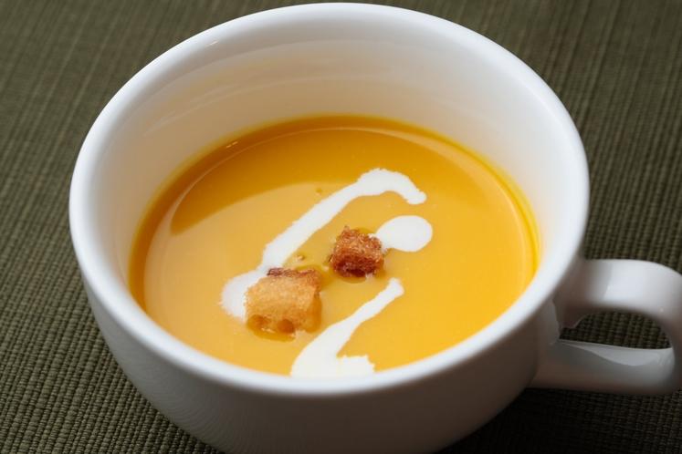 ご夕食(スープ)