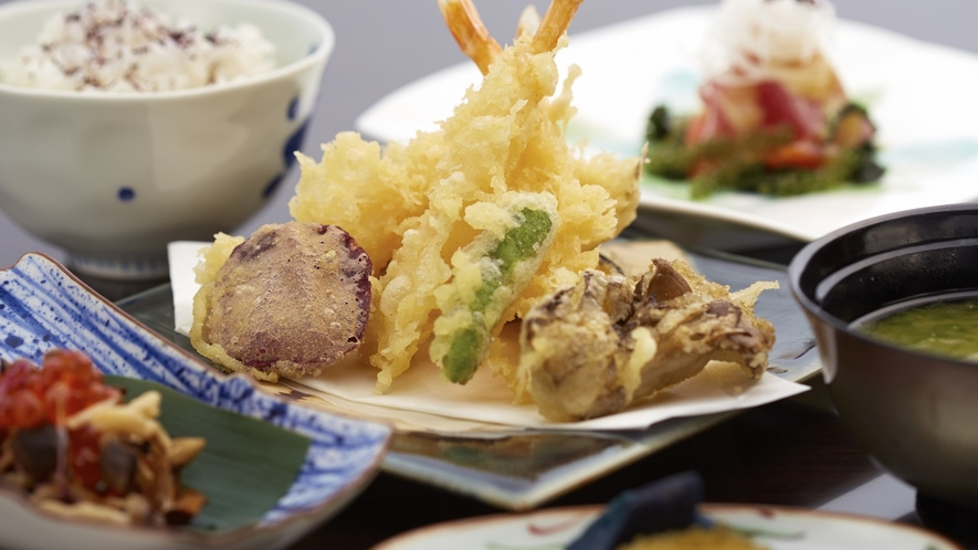 雲海(夕食イメージ)