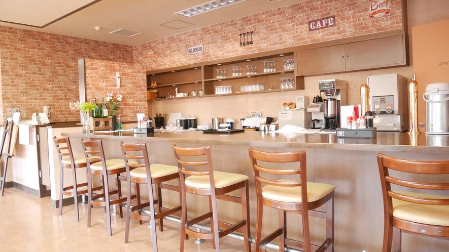 *[レストラン/1階チューリップハウス]お食事は、朝夕共にこちらでお召し上がりいただきます