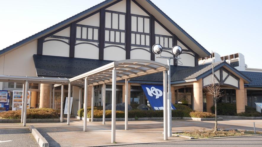 *[外観]県立紫雲寺記念公園の健康運動ゾーンにございます