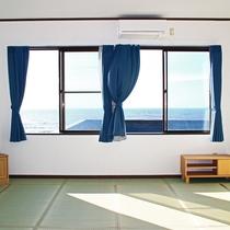 *[海の家 WILD BALANCE]宿泊客室一例