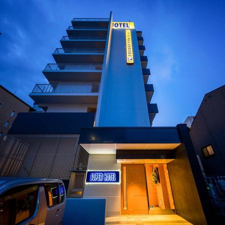 スーパーホテル島根・松江駅前