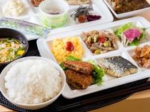 健康無料朝食★このボリュームで無料です!