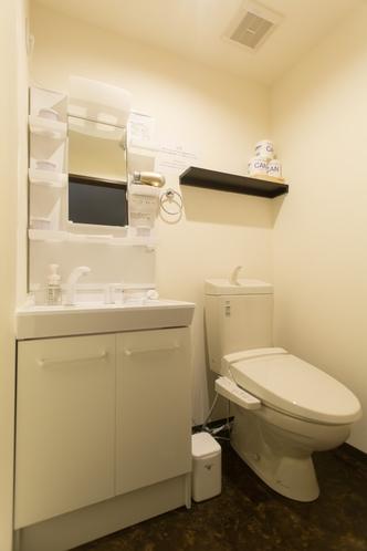 全部屋バストイレ付き