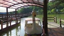 *【敷地内施設】湖畔のあひるさんボート