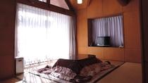 *【客室一例】湖畔バンガロー(冬)