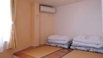 *【客室一例】世界のバンガロー「トルコ館」(1階寝室)