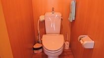 *【客室一例】世界のバンガロー(トイレ)