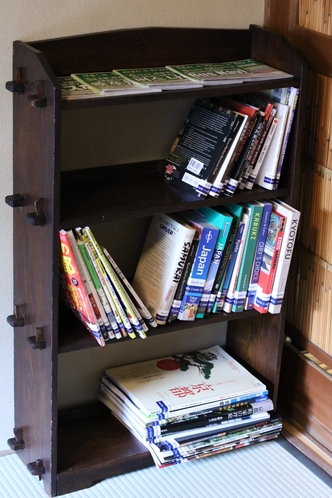 洋書やガイドブック