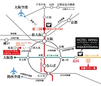 広域路線MAP