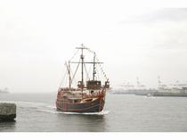 海遊館 帆船型遊覧船 サンタマリア