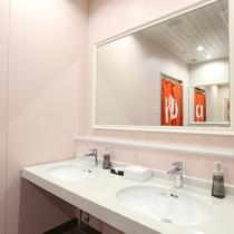 女性大浴場「ローズテルメ」
