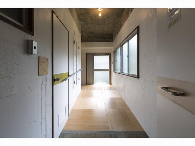 バリアフリールーム(シャワー付き2名部屋)