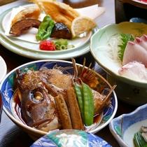 鯛の粗炊き