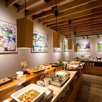 地元広島の契約農家から届く新鮮な食材を使い、食材そのものの美味しさを引き出す調理法でお作りいたします