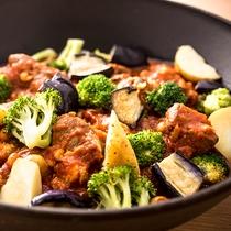 【ご夕食ブッフェ料理】メニュー一例