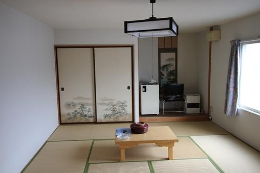 和室8畳 ★★利尻山登山口送迎有り★無料駐車場★