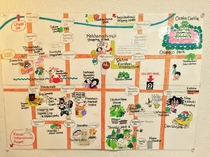 ☆SUMICCOが描いた大阪MAP~~
