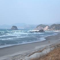 *【唐浜キャンプ海水浴場】当館より車で約3分!